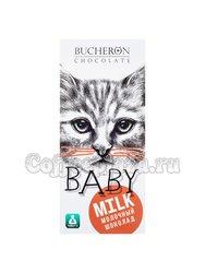 Шоколад Bucheron Baby молочный 50 гр