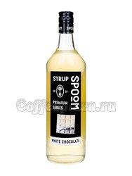 Сироп Spoom Белый шоколад 1 л