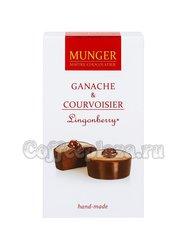 Шоколад D.Munger Ганаш с коньяком и брусникой 50 г