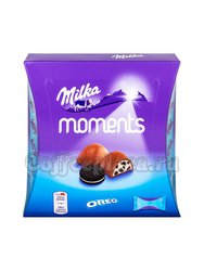 Milka Шоколадные конфеты Moments Oreo 92 г