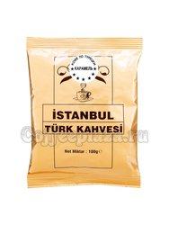Кофе Istanbul молотый Карамель 100 г