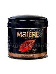 Чай Maitre Масала черный 100 г  ж.б.