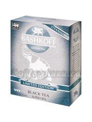 Чай Bashkoff Titanium Limited Edition OPA черный 200 г