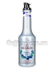 Фруктовое пюре Monin Черника 1 л