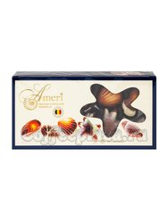 Ameri Шоколадные конфеты пралине Санта Клаус 125 г  (синяя)