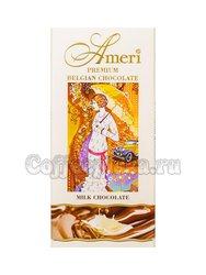 Ameri Молочный шоколад, 31%, плитка 100 г
