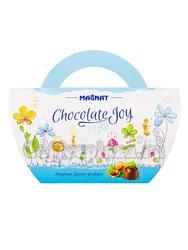 Magnat «Joy for All» Конфеты из молочного шоколада с начинкой пралине из орехового крема 107 г