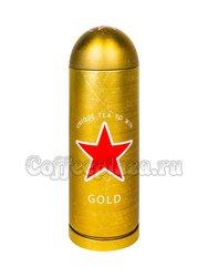 Чай Патрон Gold черный индийский 50 г ж.б