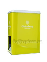 Банка для хранения чая с окошком салатовая Gutenberg на 1 кг
