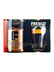 Подарочный набор Fresco Arabica Blend кофе растворимый, 100 г с кружкой