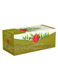 Чай Julius Meinl Китайский зеленый пакетированный 25 шт
