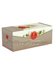Чай Julius Meinl белый с персиком пакетированный 25 шт
