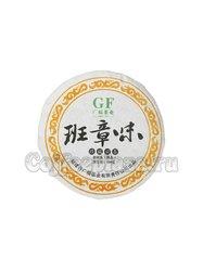 Пуэр Шу в плитках Бан Жан Вэй (блин) 100 г