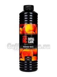 Фруктовое пюре Royal Cane Персик 1 кг