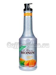 Фруктовое пюре Monin Морковь 1 л