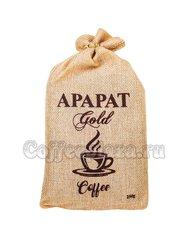 Кофе Арарат Голд молотый 250 г (в мешочке)