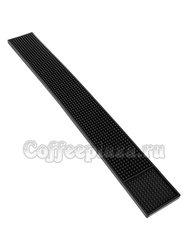 Коврик барный резиновый прямоугольный длинный (CA-012)