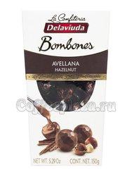 Delaviuda Шоколадные конфеты с пралине из фундука (Avellana) 150 г