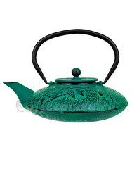 Чайник чугунный Бамбук 800 мл (hot)