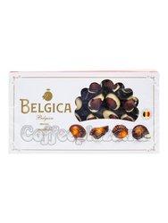 Конфеты шоколадные Belgica Mini Seashells с ореховым пралине 250 г