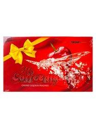 Набор конфет Magnat My Sweet Cherry пралине из темного шоколада с вишнёвым ликером 145 г