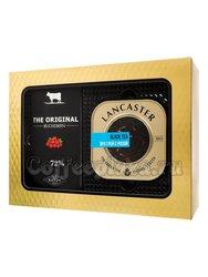 Подарочный набор Lancaster черный чай и шоколад Bucheron The Original горький с клюквой
