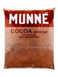 Munne Amarga Какао без сахара пакет 5 кг