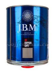 Кофе Goppion Caffe в зернах JBM 3 кг Бочка