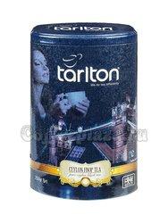 Чай Tarlton Виктория (ФБОП) черный чай 250 г ж.б.