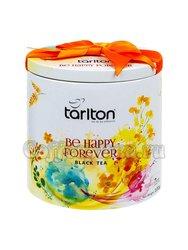 Чай Tarlton Счастье черный чай 100 г ж.б.