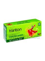 Чай Tarlton Танец королевы зеленый в пакетиках 25 шт