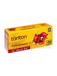 Чай Tarlton Гранат черный в пакетиках 25 шт