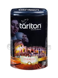 Чай Tarlton Колизей (БОП1) черный 250 г ж.б.