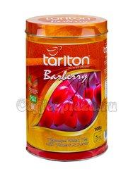 Чай Tarlton Барбарис черный 100 г ж.б