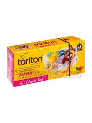 Чай Tarlton Райское дерево черный 25 пак