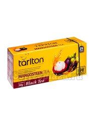 Чай Tarlton Мангустин черный в пакетиках 25 шт