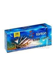 Чай Tarlton Earl Grey черный чай в пакетиках 25 шт