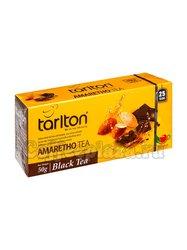 Чай Tarlton Амаретто зеленый чай 25 пак