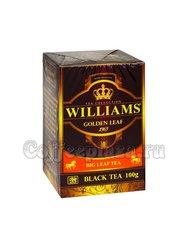 Чай Williams Golden Leaf черный  ОПА 100 г