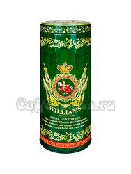 Чай Williams Pearl Gunpowder (Жемчужный Ганпаудер) зеленый 150 г ж.б.