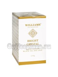 Чай Williams Bright Crystal (Сверкающий Кристалл) черный OPA 170 г