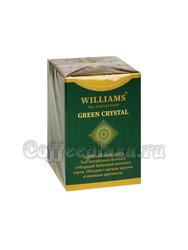 Чай Williams Green Crystal (Зеленый Кристалл) зеленый  100 г