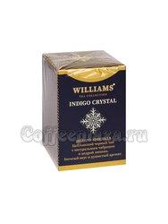 Чай Williams Indigo Crystal (Индиго Кристалл ) черный с чабрецом и цедрой лимона 100 г