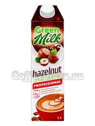 Растительный напиток Грин Милк Hazelnut Professional 1 л