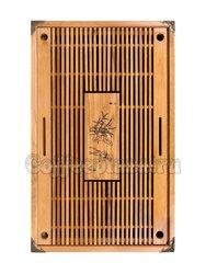 Чабань Пион цвет клен 53*33*5 см (QFY-006)