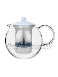 Чайник стеклянный заварочный Bodum Assam 1 л цвет лунный (A1830-338B-Y20)