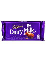 Шоколад Cadbury Dairy Milk Tablet плитка 200 г