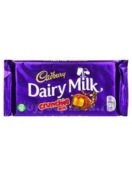 Шоколад Cadbury Dairy Milk Chunchie Bar плитка 200 г