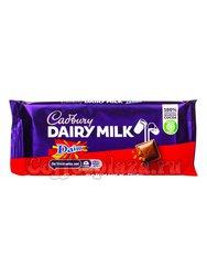 Шоколад Cadbury Dairy Milk Daim плитка 120 г