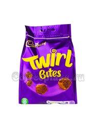 Конфеты шоколадные Cadbury Twirl Bites Bag 109 г